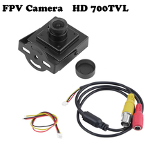 "Wholesale 1pcs NZACE Hot Selling Mini HD 700TVL 1/3"" Sony CCD 2.1mm Wide Angle Lens CCTV Security FPV Color Home Security Camera"