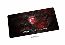 MSI mouse pads best seller pad to mouse notbook computer mousepad cheapest gaming padmouse gamer to 800x400mm keyboard mouse mat
