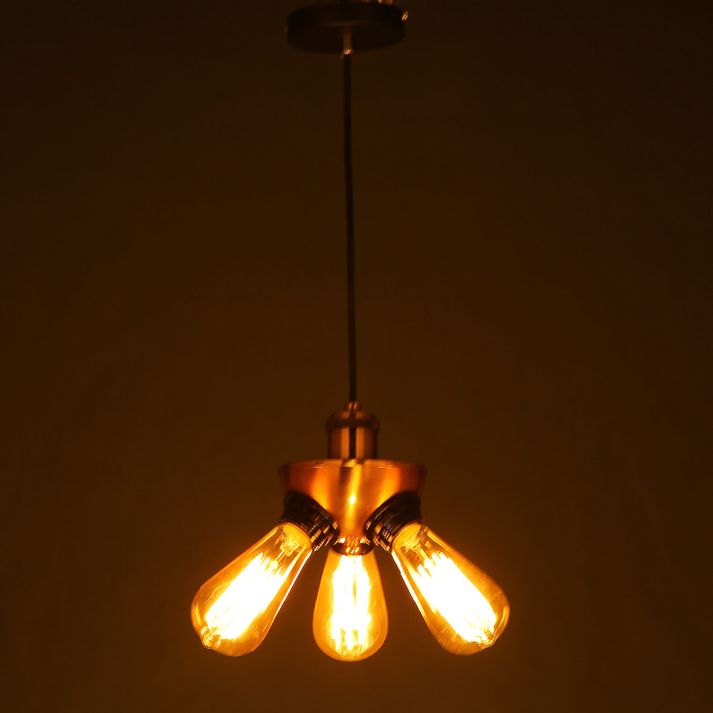 Om Modern Asian Kitchen Modern 3 Head Triangle Pendant Lamp For Kitchen Lights Cabinet