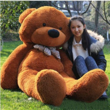 JUMBO 160cm /63 inches High quality Low price Plush toys / teddy bear embrace bear doll /lovers/christmas gifts birthday gift