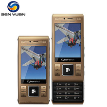 C905 Original Unclocked Sony Ericsson C905 Mobile phone 8MP Camera 3G GPS WIFI Russian keyboard Support Cellphone