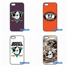 Cover For Samsung Galaxy A3 A5 A7 A8 A9 Pro J1 J2 J3 J5 J7 2015 2016 Coque Retail NHL Anaheim Ducks Hard Phone Case