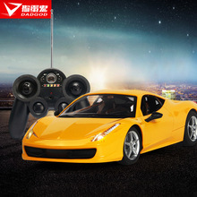 Simulation Of Charging Remote Control Car Toy Model Of High-speed Drift Racing Car Children's Toys Wholesale