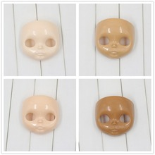 Blyth doll Face plate without make up including the back plate and screws(China)