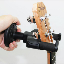 Genuine High-End Guitar Style  Hook Wall Guitar Wall Bracket Hanger Rack Guitar Rack