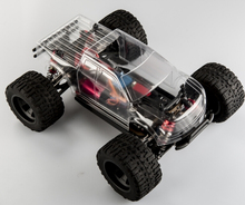 LC RACING 1:14 EMB Brushless motor Off Road 4WD RC Car MT Chassis RTR assembled Professional control toys best gift Grownups