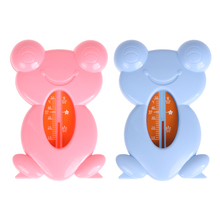 Cute Baby Bath Thermometers Floating Lovely Water Float Baby Bath Thermometers Plastic Tub Watering Sensor Baby Care Products