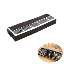 Under Bed 5 Shoes Storage Bag Golf Soccer Sport Dust Travel Shoes Cover Organizer Box Items Gear Accessories Supplies Products