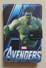 "New Marvel Legends Super Hero The Avengers Movie Incredible Hulk 7 inch PU Leather Case Cover Stand For HP 7"" 1800 Tablet PC"