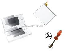 Touch screen + LCD Screen protector + triwing screw driver tool for Nintendo DS Lite DSL