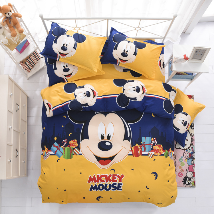 mickey mouse bedding set (13)