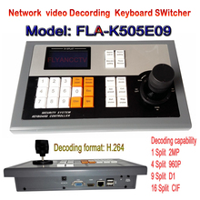 IP Decorder, 3-D Keyboard Controller, 2-D Keyboard Controller, Digital keyboard Control,  9 Screen NVS, support famous brand IPC