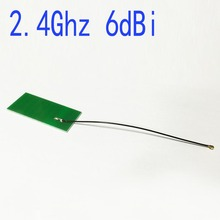 2.4Ghz 6dbi flat antenna built-in PCB aerial ipx for IEEE802.11b/g/n Bluetooth #2 wifi router antennas