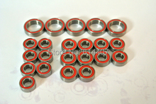 Free Shipping Supply high grade Modle car bearing sets bearing kit KYOSHO HALF 8 MINI INFERNO