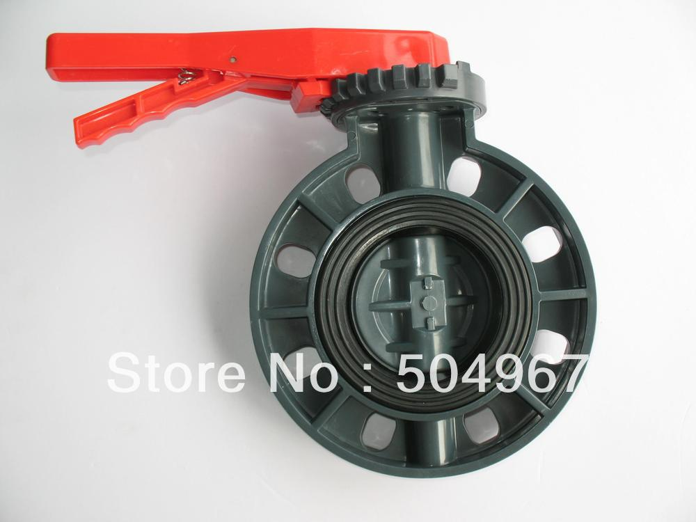 hot sale retaile or wholesale 8 pvc butterfly valve<br><br>Aliexpress