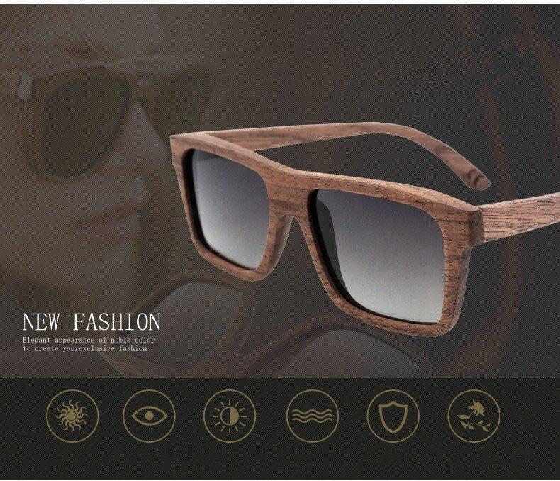 New fashion Men Women Handmade Natural Zebra Wooden Polarized Sunglasses<br><br>Aliexpress