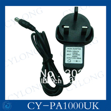 Security cameras UK plug DC12V1A regulator switching power supply/single-linepower adapter(China)