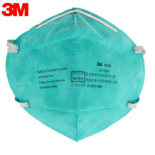 3M 9132 Anti Particulate Respirator Surgical Masks Against H7N9 Influenza Virus PM2.5 N95 Standard Dust Mask H13(China)