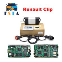 Hot Sale Renault CAN Clip OBD2 Diagnostic Interface V159 Renault Clip Scanner Professional Tool