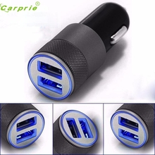 New Arrival Fashion Mini Dual USB Twin Port 12V Universal In Car Lighter Socket Charger Adapter plug Ap8