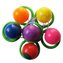 6 Colors Skip Ball Outdoor Fun Toy Balls Classical Skipping Toy Fitness Equipment Toy Encourage Children to Exercise(China)