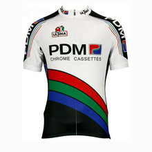 New 2017 PDM classic Cycling jersey Wear bike Ropa ciclismo Men's Short sleeve Mountain Summer team clothing Bicicleta Tights