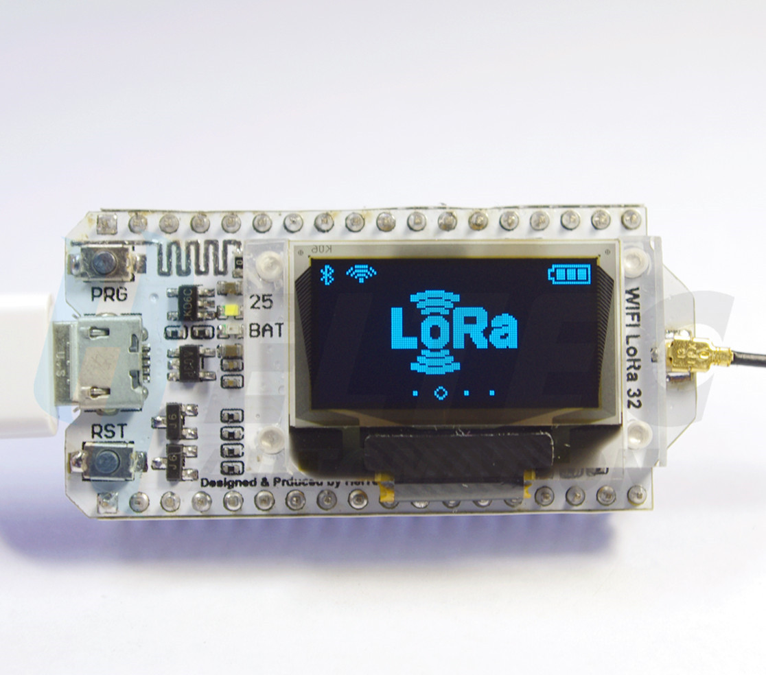 Internet of things development board, SX1278 ESP32 chip, non module OLED, WIFI, LoRa 32