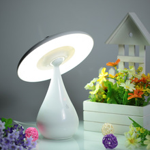 New 3W Rechargeable Adjustable LED Table Lamp Air Purifier Mushroom Desk Light High Brightness Bedroom Night Lights DJTD0001