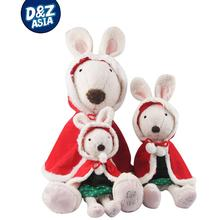 New Christmas xmas models genuine security lesucre Sugar rabbit plush toys manufacturers wholesale