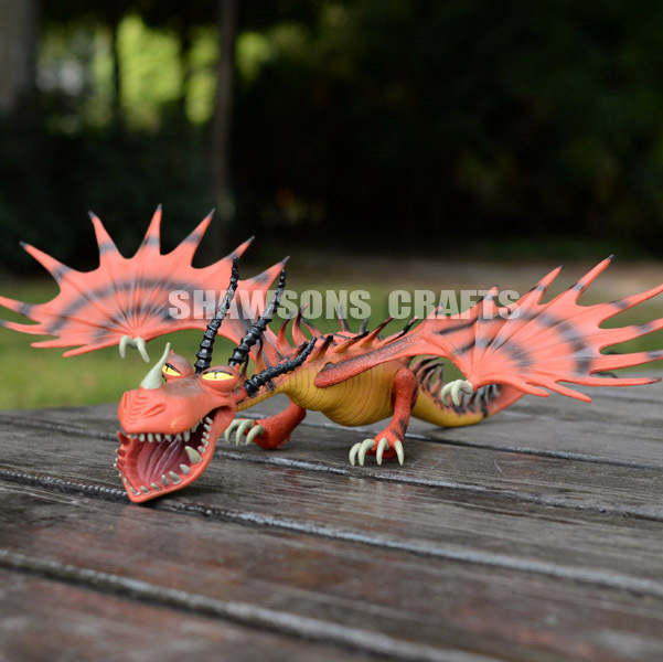 How to train your dragon 2 toys 15 hookfang monstrous nightmare how to train your dragon 2 toys 15 hookfang monstrous nightmare action figure in action toy figures from toys hobbies on aliexpress alibaba group ccuart Choice Image