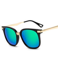 2017 New Fashion Sunglasses For Men Women Fashion Metal Sunglasses  High Qualith China Famous Brand oculos de sol