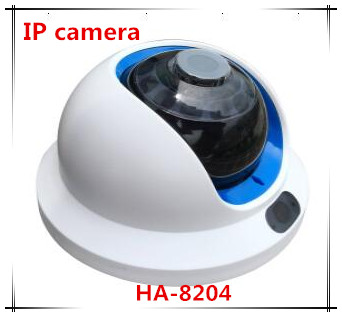 WIFI High Resolution IP Camera With Arm/Disarm Motion Detection Alarm <br>