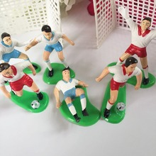 Soccer Football Cake Topper Set Decorations Birthday party Cake Decorating festa event party supplies