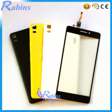 "5.5 "" Phone Touch Screen Digitizer Panel Front Glass Case Battery Door Back Cover Housing For Lenovo A7000 K3 Note K50-t5 Sensor"