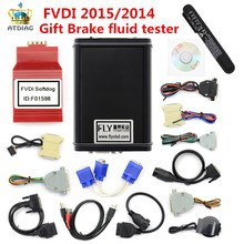 HOT High Quality FVDI Full Version (Including 18 Software) FVDI ABRITES Full FVDI Commander Diagnostic Tool in stock(China)