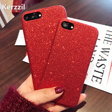 Buy Kerzzil Bling Glitter Shining Red PU Leather Soft Case iPhone 7 6 6S Plus 6 Colors Phone Cover Back iPhone 6 7 6S Capa for $2.29 in AliExpress store