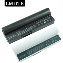 LMDTK New 6cells laptop battery  FOR  Asus Eee PC 701 2G 4G 8G 700 900    A22-700  A22-P701  A23-P701 P22-900  free shipping