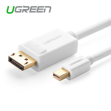 Ugreen Mini Display Port to Display Port Cable Thunderbolt to DP HD Cabo for Macbook  Macbook Air High Premimu