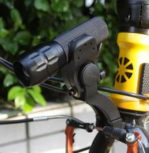 Folding Bike Front Fork Light Mount Fork Light Archmount Extension Flashlight Holder Extender