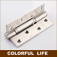 High quality ,Quiet hydraulic buffer hinge,304 Stainless steel , positioning 90 degree , Automatic closing, Hardware