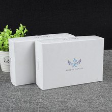 Custom printed kids toy open box packaging box paper packaging wholesaler paper box for food factory ---DH30090(China)