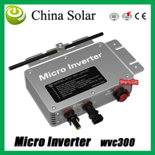 WVC300 SOLAR MICRO GRID TIE INVERTER WITH PURE SINE WAVE