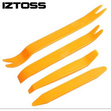 4pcs/set Car Door Clip Panel Radio Removal Tool For Fiat Panda Bravo Punto Linea Croma 500 595 Car Styling