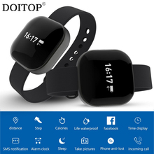 Buy DOITOP Z8 Smart Band Wristband Heart Rate Monitor IP68 Waterproof Sport OLED Fitness Bracelet Tracker Smartband Android IOS for $17.80 in AliExpress store