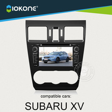 IOKONE Car DVD CD Video Player Stereo For SUBARU XV Forester With touch screen, Radio,Bluetooth,GPS,iPod,Steering Wheel Control