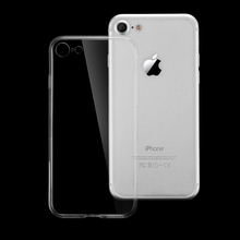 ELFTEAR Case For iPhone 8 Case TPU Transparent Clear Case For iPhone 7 Case Silicone Clear Luxury Cover For iphone 7plus 8 Plus(China)