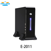 E-2011 ITX D425 E350 D2500 pos IPC itx Gaming PC Case Mini Computer Case
