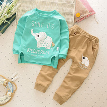 Brand Children Clothing Sets Costume Toddler Girls Boys Casual Clothing Sets Spring Kids Long Sleeve Clothes for Boys