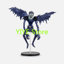 Retail 18CM Anime Death Note Deathnote Ryuuku PVC Action Figure Collection Model Toy Dolls Wholesale FB0153