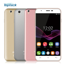 "OUKITEL U7 Max 5.5"" HD 1280*720 Smartphone Android 6.0 MTK6580A Quad Core 1GB+8GB 8MP WiFi GPS OTA FM 2500mAh 3G Mobile Phone(China)"